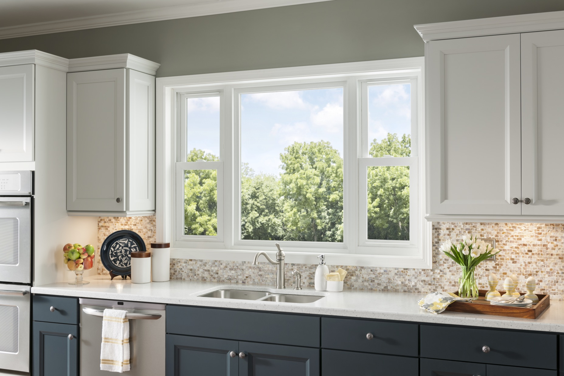 Vantagepointe 6100 double hung window vantagepointe for Simonton windows